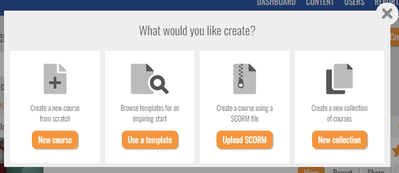 10. Create New