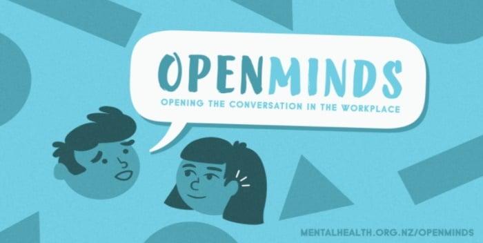 Open Minds logo