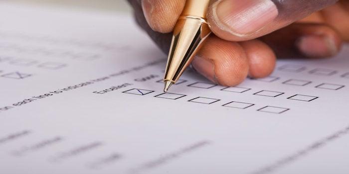 Questionnaire image